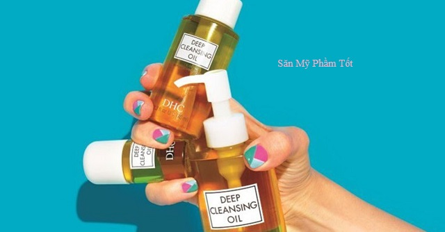 Dầu tẩy trang DHC Olive Cleasing Oil