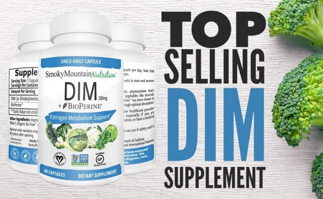 DIM Supplement 200mg